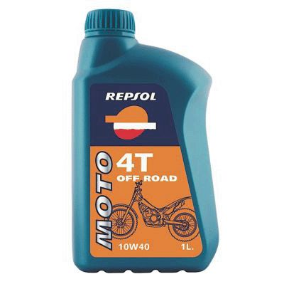 REPSOL Off Road 4T 10W40