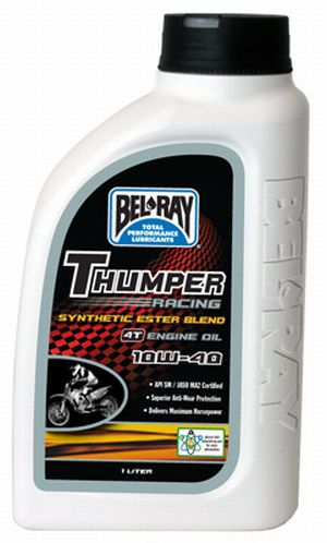 BEL-RAY Thumper  4T 10W40