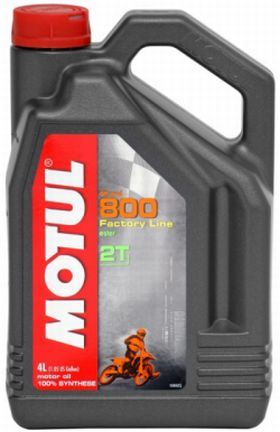 Motul 800 off road 2T (4l)